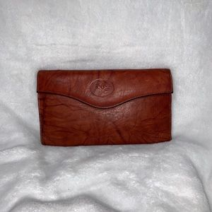 BUXTON— leather wallet